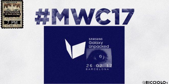 Samsung Galaxy S8 será presentado el 26 de febrero