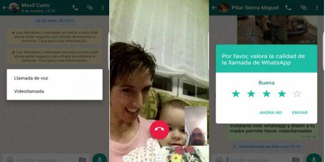 Videollamadas en Whatsapp ¿Cómo activarvideollamadas en WhatsApp?