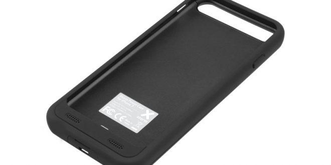 Xtorm lanza una potente funda para iPhone 7, que además es cargador