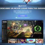 Gameroom la plataforma de juegos de Facebook