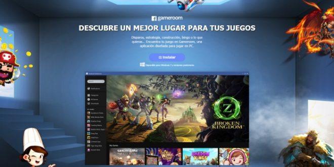 Facebook Game Room Juegos Lista