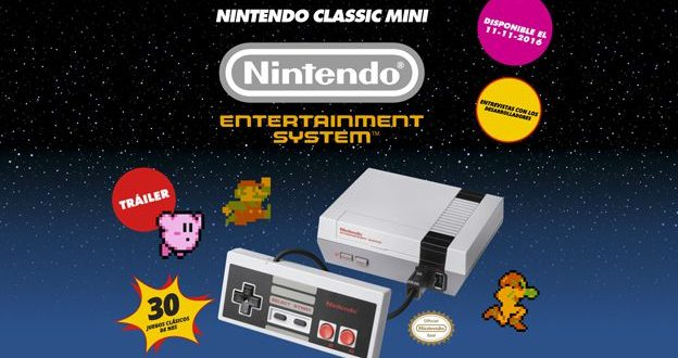 Nintendo Classic Mini ya está a la venta en España