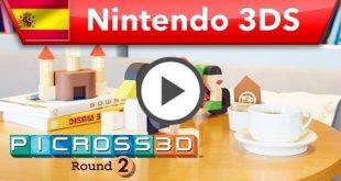 Picross 3D: Round 2 para la familia de consolas Nintendo 3DS
