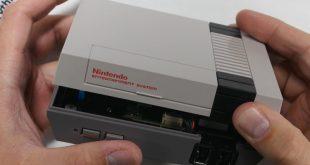 Un atracón de nostalgia. Nintendo Classic Mini agotada y unboxing especial ¿Cómo desmontar Nintendo Classic Mini?