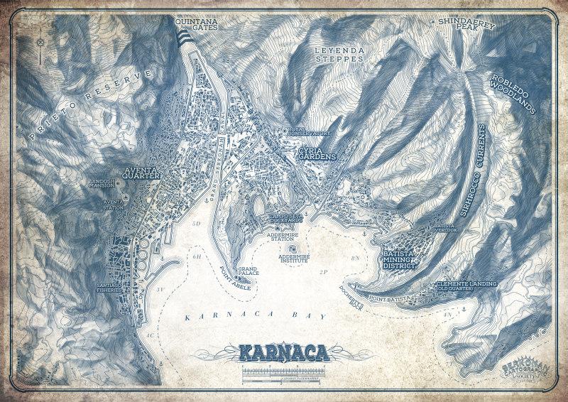 Conoce Karnaka, la ciudad donde tiene lugar Dishonored 2.
