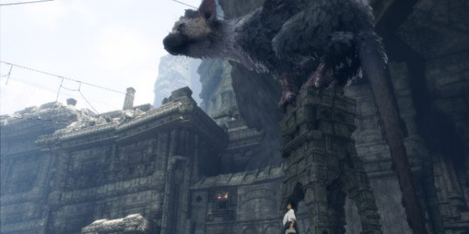The Last Guardian llega a PlayStation 4
