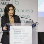 Conferencia Anual de AEDE 2016, centrada este año en el Big Data ¿Qué es el Big Data?