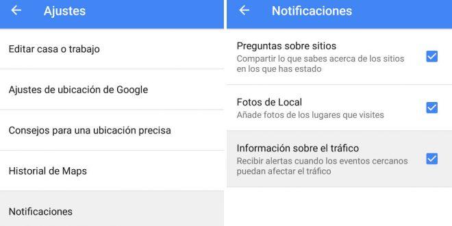 ¿Cómo quitar las notificaciones de Google Local Guides cuando sacamos una foto con nuestro móvil Android?