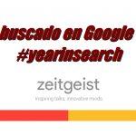 Lo más buscado en Google en 2016 #yearinsearch