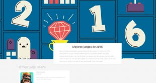 Los mejores juegos Android del 2016 según Google