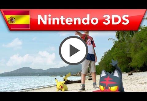 Estreno estelar de Pokémon Sol y Pokémon Luna