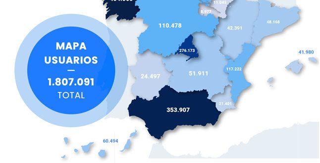 SocialDrive. Dos jóvenes gallegos superan a Google en España