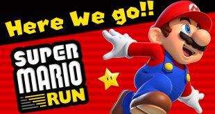 Super Mario ya se puede jugar en iPhone y iPad