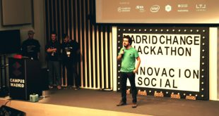 Hackathon Madrid Change
