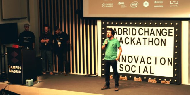 Hackathon Madrid Change