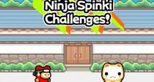 Ninja Spinki, nuevo juego para Android e iOS de los creadores del Flappy Bird