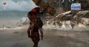 God of War 4: A New Beginning