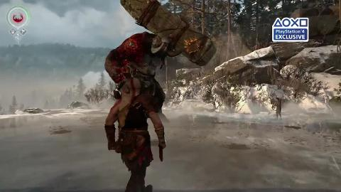 God of War 4: A New Beginning
