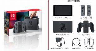 Nintendo Switch saldrá el 3 de marzo por 329,95 euros en España #NintendoSwitch