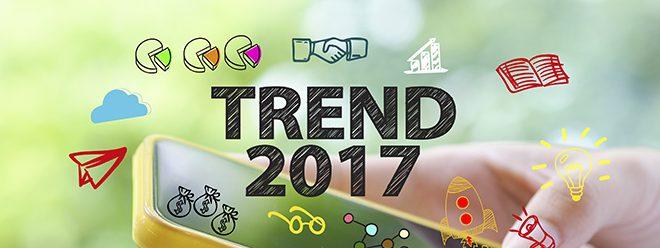 ¿Qué veremos en Desarrollo web y Diseño web este 2017?