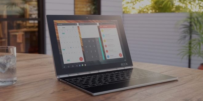 Lo nuevo de Lenovo: Yoga Book