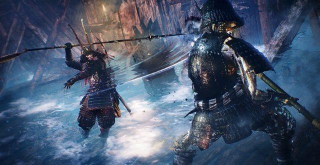 Nioh para PS4 a la venta