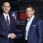 La NBA y Take-Two pondrán en marcha la NBA 2K eLeague