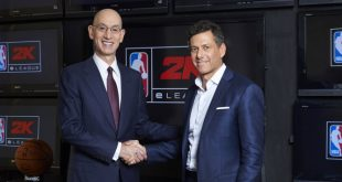 La NBA y Take-Two pondrán en marcha la NBA 2K eLeague