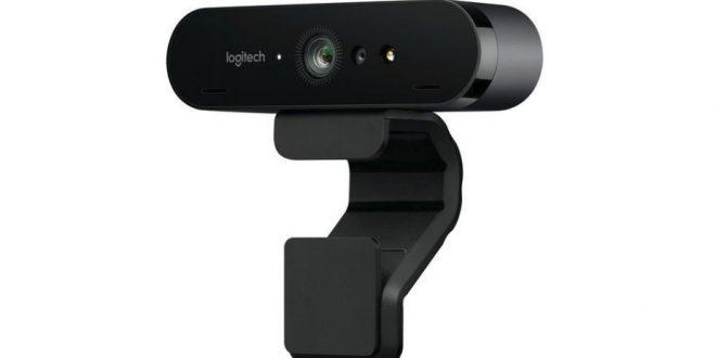 Logitech lanza su mejor webcam hasta la fecha. Logitech BRIO