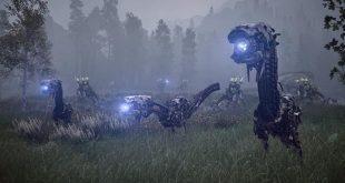 PlayStation desvela cuatro nuevos vídeos sobre las máquinas de Horizon Zero Dawn