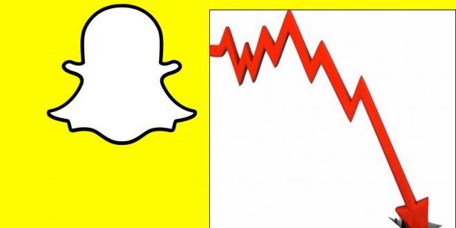 La matriz de Snapchat pierde 476 millones antes de salir a Bolsa