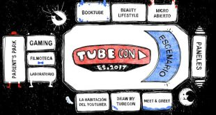 Tubecon Awards 2017, la mayor convención de youtubers de Europa