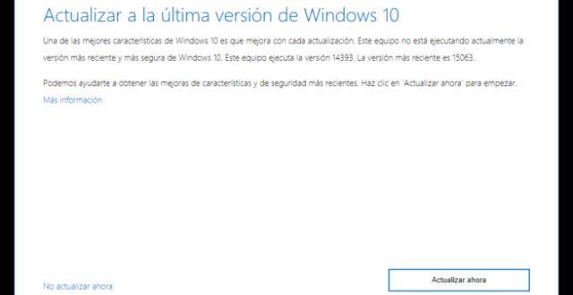 Microsoft ha anunciado que Windows 10 Creators Update comienza a llegar como actualización a nuestros PC ¿Donde descargar Windows 10 Creators Update gratis?