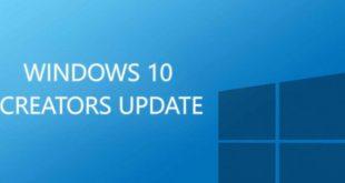 Windows 10 Creators Update llegará el 11 de abril ¿Cómo instalar Windows 10 Creators Update el 5 de abril?