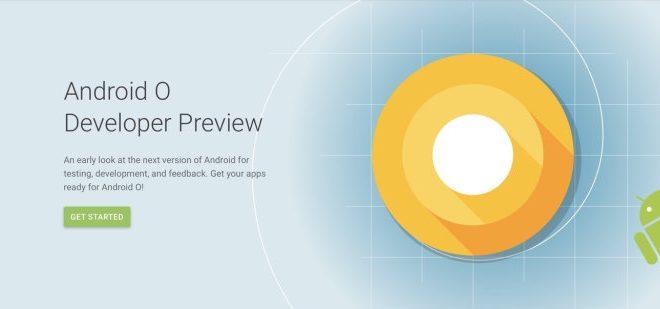 Android Oreo. El nuevo Android O se deja ver en la versión para desarrolladores
