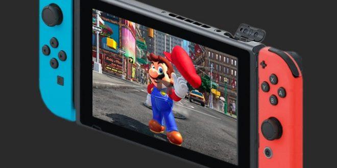 ¿Cómo desmontar la Nintendo Switch?