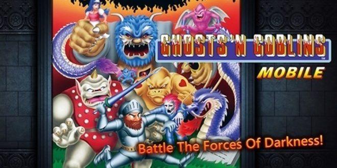 Ghosts N Goblins, el mítico juego de los 80, y 1942 vuelven con una versión para móviles.