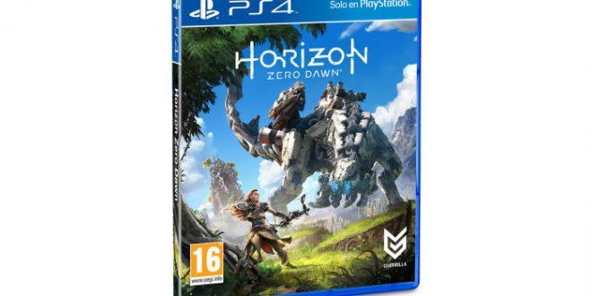 Horizon Zero Dawn sobrepasa los 2,6 millones de juegos vendidos en todo el mundo