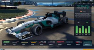 Motorsport Manager disponible de forma gratuita en Steam del 20 al 27 de marzo