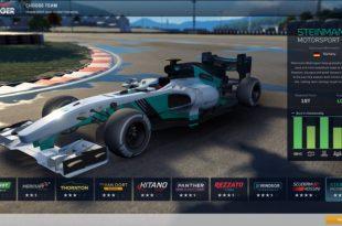 Motorsport Manager disponible de forma gratuita en Steam del 20 al 27 de marzo