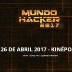 La cuarta revolución industrial centra Mundo Hacker Day 2017