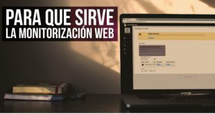 ¿Para que sirve la monitorización Web?