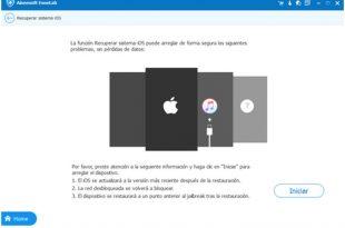 iPhone bloqueado: ¿cómo salir del modo de recuperación?