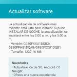 La actualización Android 7 para los Samsung Galaxy S7 libres y de Orange ya está llegando a España