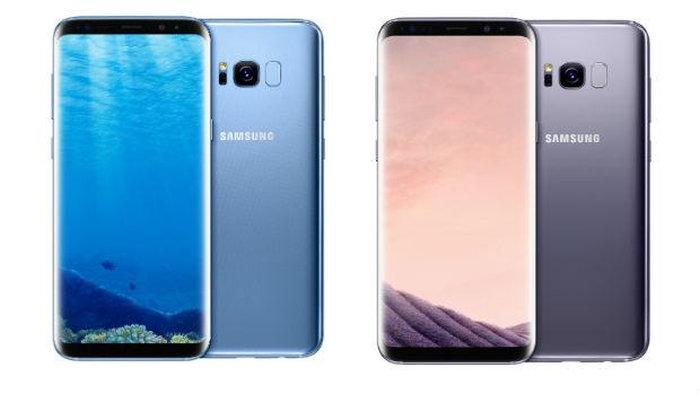Características y especificaciones Samsung Galaxy S8