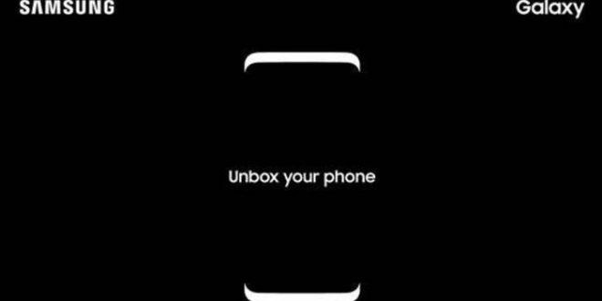Samsung Galaxy S8. Cómo ver el Galaxy Unpacked del Galaxy S8 en directo. Características y especificaciones Samsung Galaxy S8.