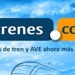 Trenes.com lanza su app que permite comprar los billetes de tren y AVE más baratos con el móvil