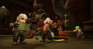 Actualización World of Warcraft, la Tumba de Sargeras