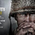 Call of Duty WWII presentación el día 26 de abril a las 19:00