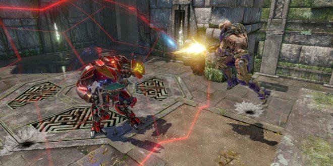 Quake Champions: Demoliciones mineras con el mortífero autómata reanimado Clutch
